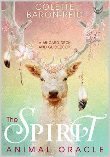 The Spirit Animal Oracle Oracle Deck