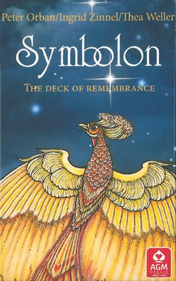 Symbolon Deck Tarot Deck