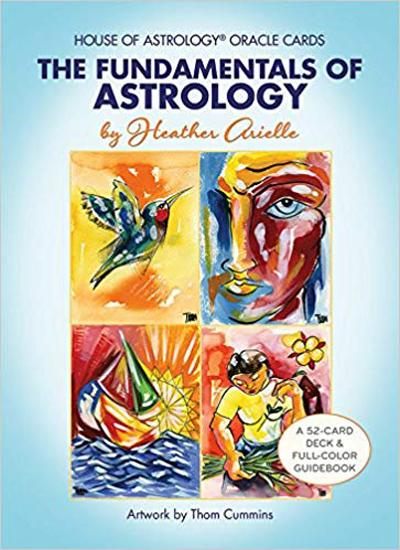 The Fundamentals of Astrology Oracle Deck Oracle Kit