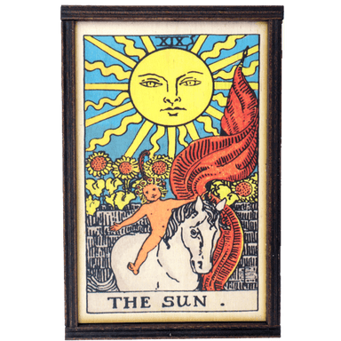 The Sun Tarot Box Box
