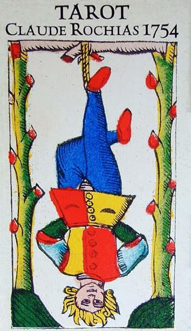 TAROT by Claude Rochias </p> <p><em>Saint Sulpice 1754, Switzerland</em></p> Tarot Deck