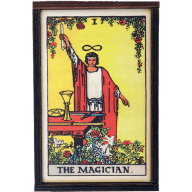 The Magician Tarot Box box