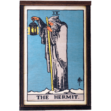 The Hermit Tarot Box Box