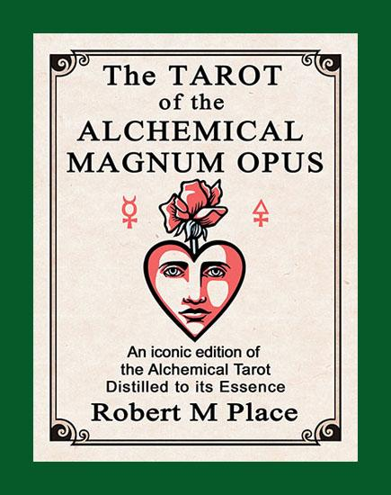 Tarot of the Alchemical Magnum Opus Tarot Deck
