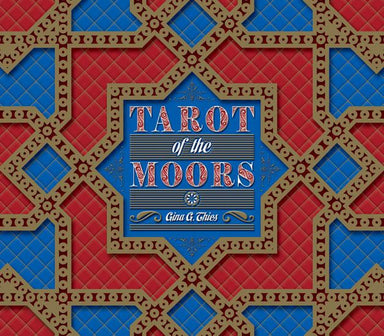 Tarot of the Moors Tarot Kit