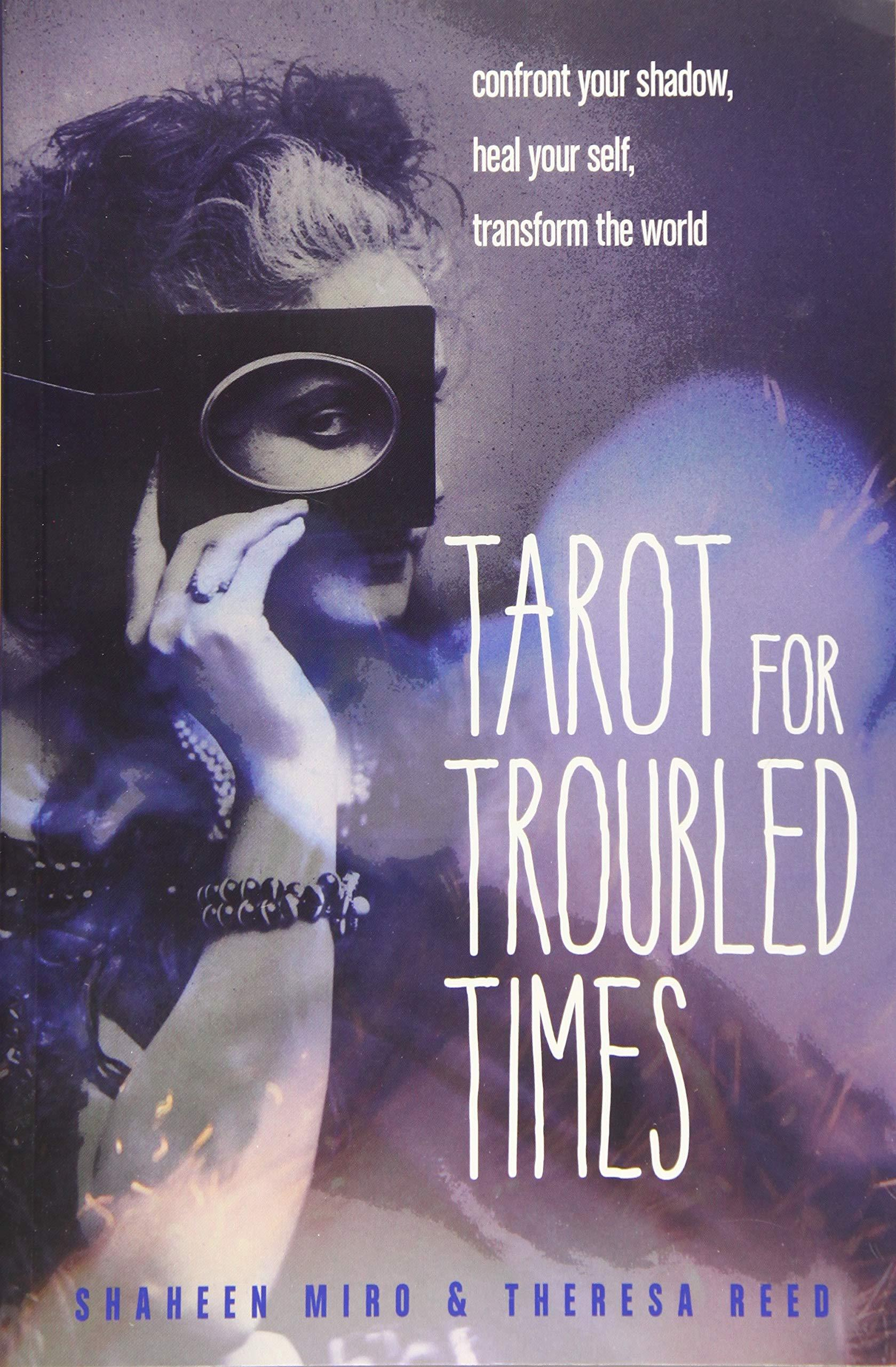 Tarot for Troubles Times Book