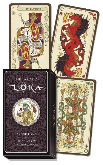 The Tarot of Loka Tarot Deck