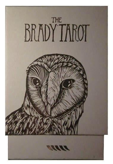 The Brady Tarot Deck, 2nd edition Tarot Deck