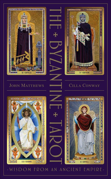 The Byzantine Tarot Tarot Deck