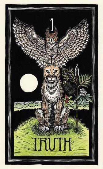 The Brady Tarot Deck, First Edition Tarot Deck