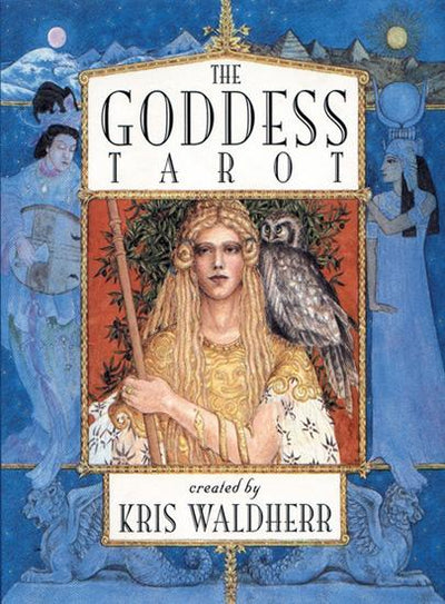 The Goddess Tarot Deck Tarot Deck