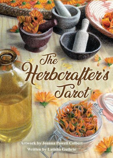The Herbcrafter's Tarot Tarot Kit