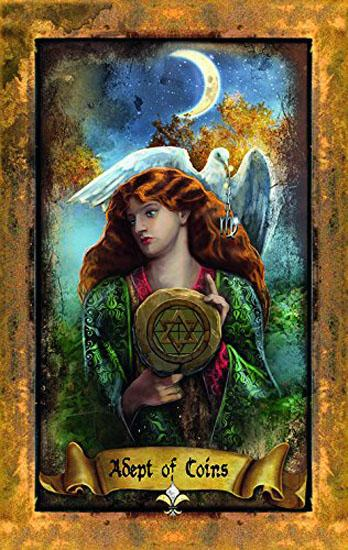 The Illuminati Tarot: Keys of Secret Societies Tarot Kit