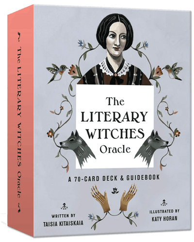 The Literary Witches Oracle Oracle Kit