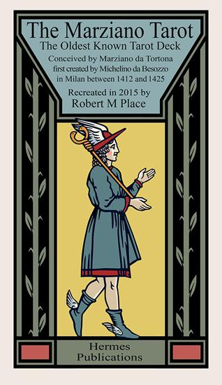 The Marziano Tarot Tarot Deck