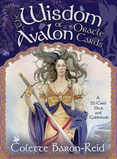 The Wisdom of Avalon Oracle Kit