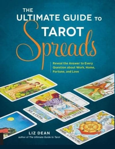 Ultimate Guide to Tarot Spreads Book