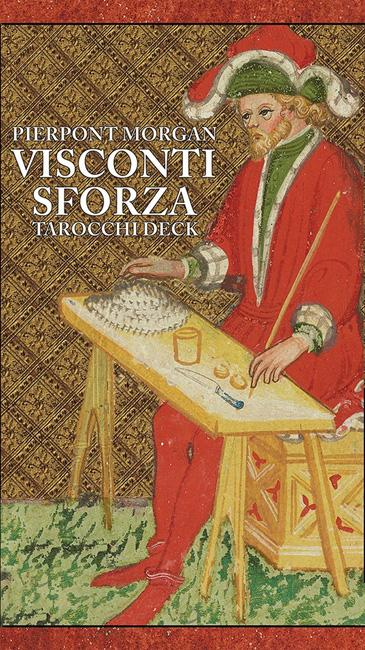 Visconti-Sforza Pierpont Morgan Tarocchi Deck Tarot Deck