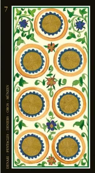 Visconti Tarot Tarot Deck