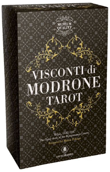 Visconti de Modrone Tarot Tarot Kit