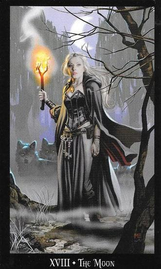 Witches Tarot Tarot Kit