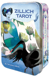 Zillich Tarot in a Tin Tarot Deck