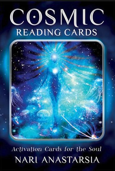 Cosmic Reading Cards Oracle Kit