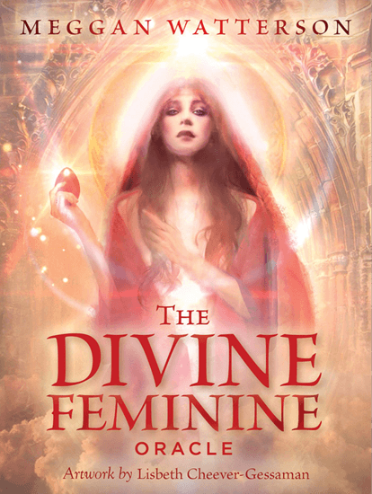 The Divine Feminine Oracle Oracle Deck
