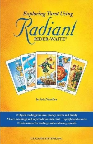 Exploring Tarot Using Radiant Rider-Waite® Book Book