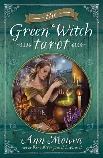 Green Witch Tarot Tarot Kit
