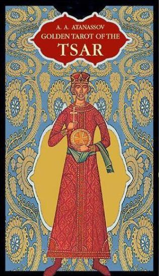 The Golden Tarot of the Tsar Tarot Deck