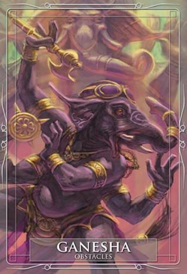 Gods & Titans Oracle Oracle Deck