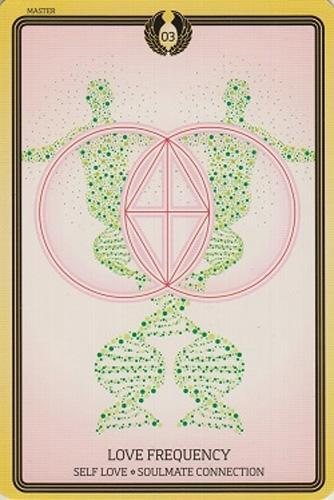 Sacred Geometry Healing Cards Oracle Deck