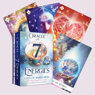 Oracle of the 7 Energies Oracle Kit