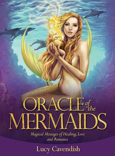 Oracle of the Mermaids Oracle Kit