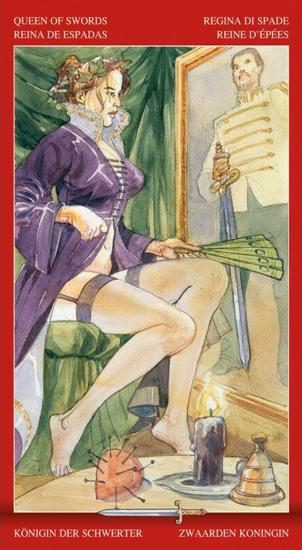 Tarot of Sexual Magic Tarot Deck