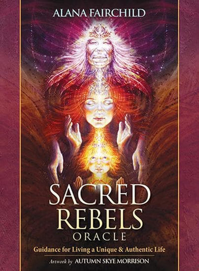 Sacred Rebels Oracle Oracle Kit