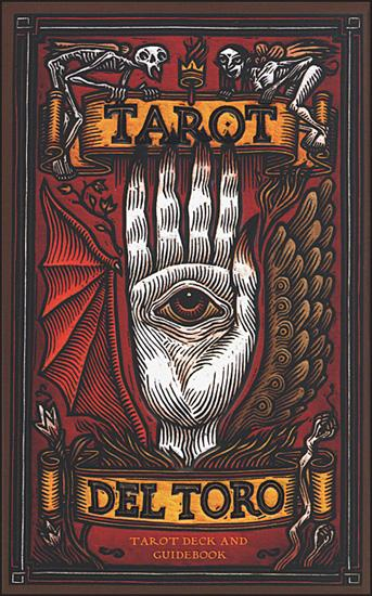 Tarot del Toro: Tarot Deck and Guidebook Tarot Kit
