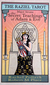 The Raziel Tarot: the Secret Book of Adam and Eve Tarot Deck