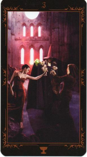 Dark Fairytale Tarot Deck Tarot Deck