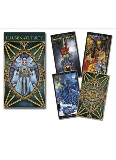 Tarot Illuminati Kit Tarot Deck