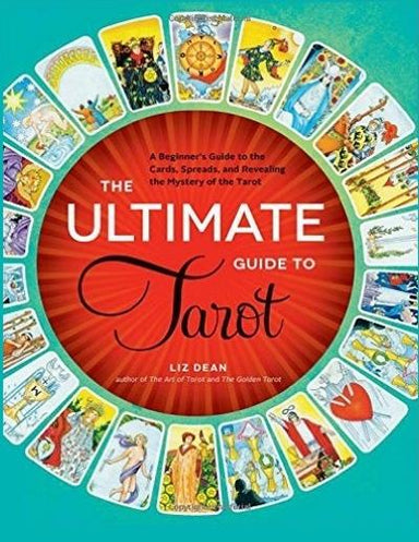 Ultimate Guide to Tarot Book