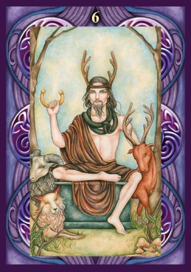 Wicca Oracle Cards Oracle Deck