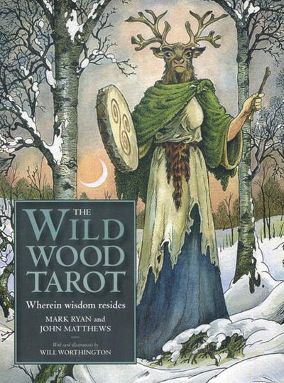 The Wildwood Tarot Tarot Kit