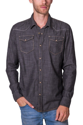 Men's Casual Long Sleeve Anthony Shirt