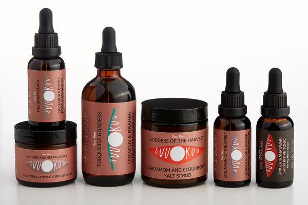 NEW AYURVEDIC COLLECTION