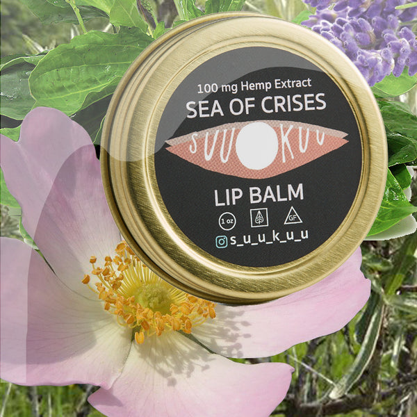 Sea of Crises Lip Balm