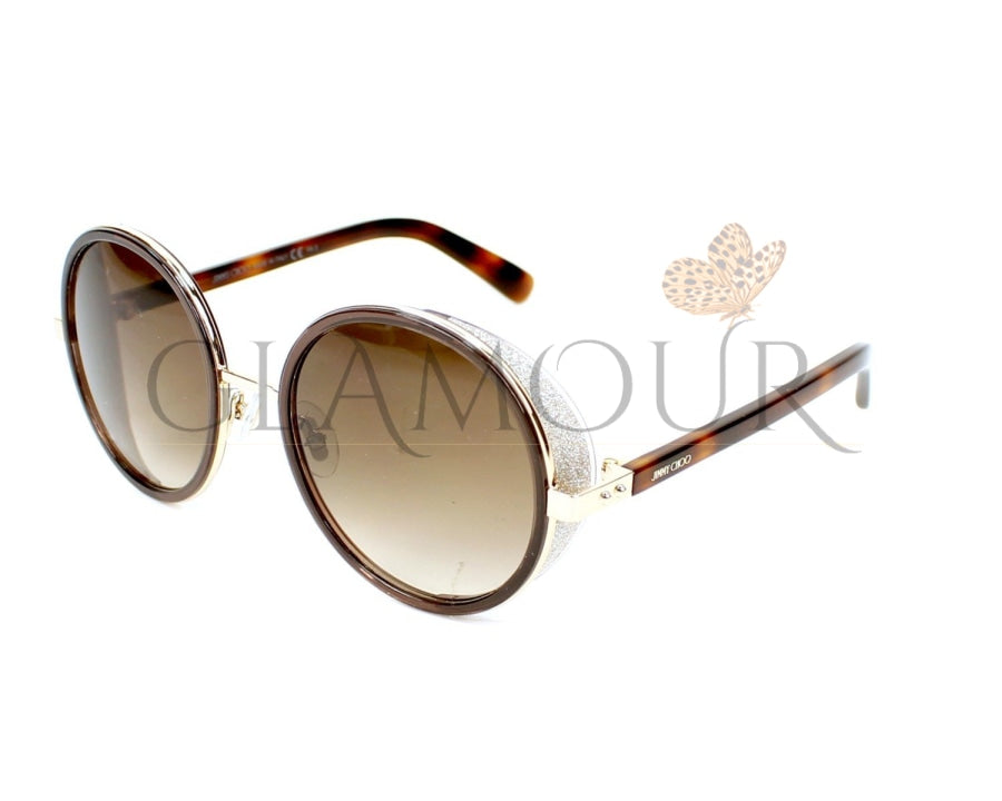 Lunette Jimmy Choo Andie Marron