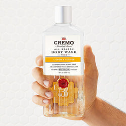 Citron & Vetiver Body Wash