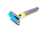 Anodized Safety Razor